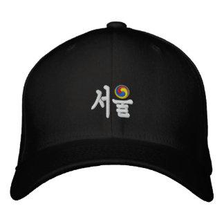 Boné Bordado Seoul (서울) para a venda