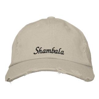Boné Bordado Shambala afligiu o chapéu