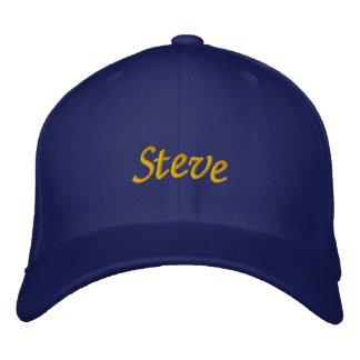 Boné Bordado Steve