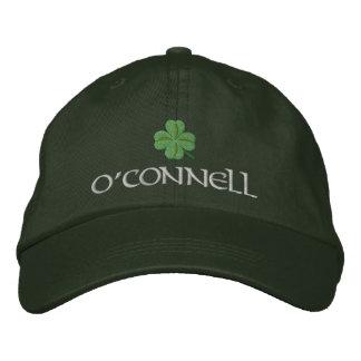 Boné Bordado Trevo irlandês personalizado