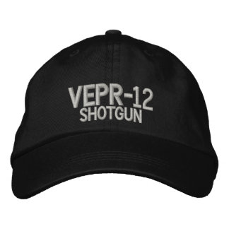 Boné Bordado VEPR 12 - Chapéu bordado
