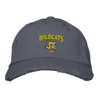 Boné Bordado Wildcats