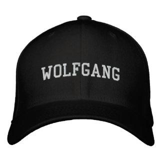 Boné Bordado Wolfgang