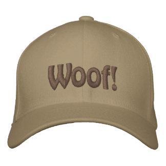 Boné Bordado Woof! Chapéu bordado