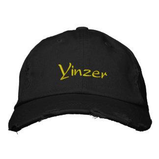 Boné Bordado Yinzer