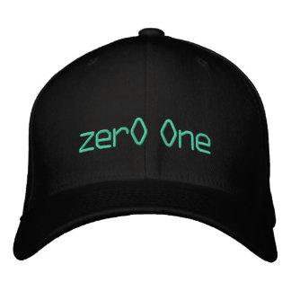 Boné Bordado zero um chapéu - personalizado