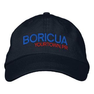 Boné Boricua: Costume: Puerto Rico