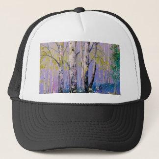 Boné Bosque do vidoeiro