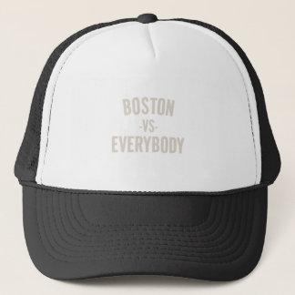 Boné Boston contra todos
