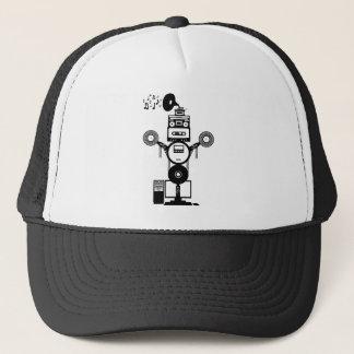 Boné Bot da música