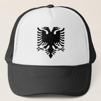 Boné Brasão albanesa