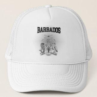 Boné Brasão de Barbados
