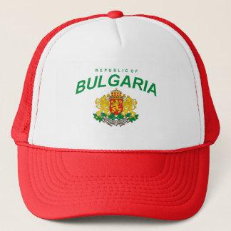 Boné Brasão de Bulgária
