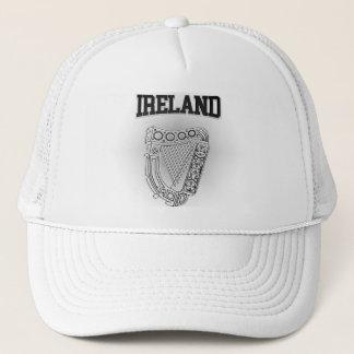 Boné Brasão de Ireland