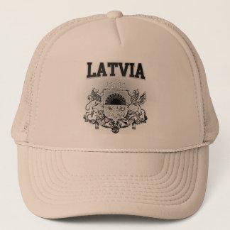 Boné Brasão de Latvia