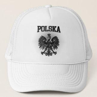 Boné Brasão de Polska