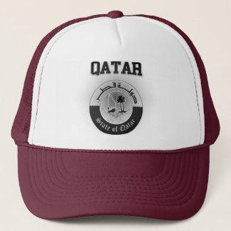 Boné Brasão de Qatar
