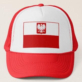 Boné Brasão polonesa