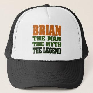 Boné Brian - homem, o mito, a legenda
