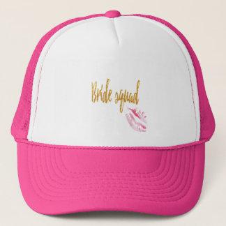 Boné bride-squad-pink-kiss.