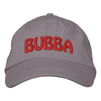 Boné Bubba! Nome engraçado do campónio