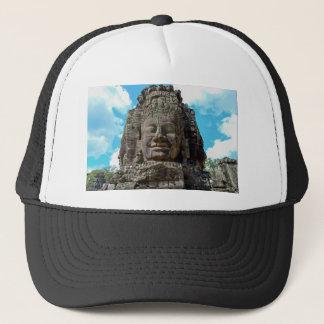 Boné Buddha de sorriso