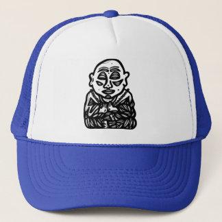 """Boné """"Buddha Pray"""" o chapéu do camionista"""