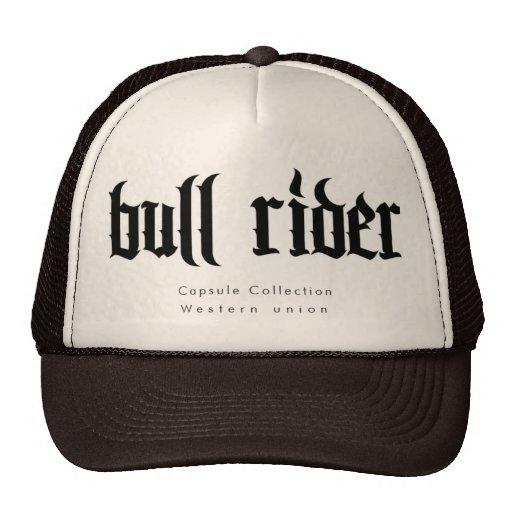 Boné Bull Rider