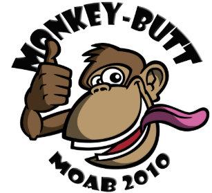8c8bde1a92e33 Boné Bumbum do macaco de Moab - chapéu - preto