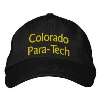 Boné C.P.T. Impressão ajustável do chapéu w/Gold