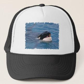 Boné Cabeça da baleia de assassino