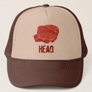 Boné Cabeça da carne