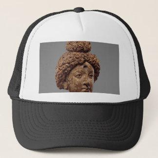 Boné Cabeça de um Buddha ou de um Bodhisattva