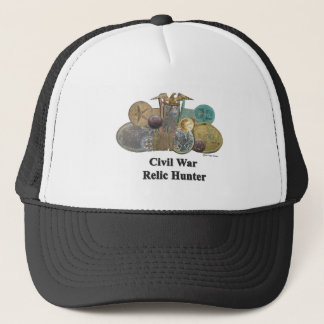 Boné Caçador da relíquia da guerra civil