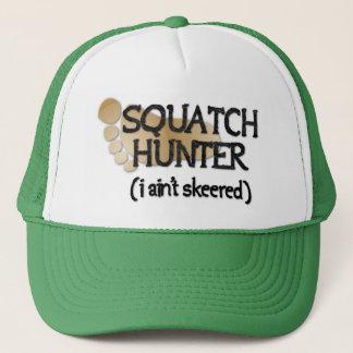 Boné Caçador de Squatch: Eu não skeered