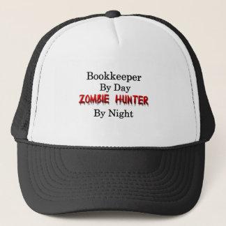 Boné Caçador do guarda-livros/zombi