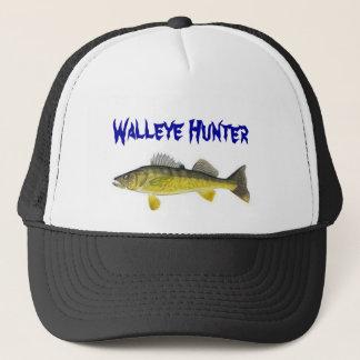 Boné Caçador dos Walleye