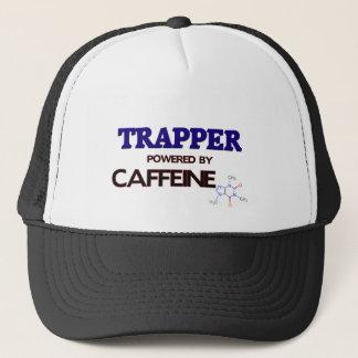 Boné Caçador psto pela cafeína