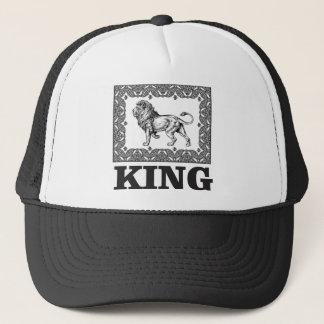 Boné caixa do leão do rei