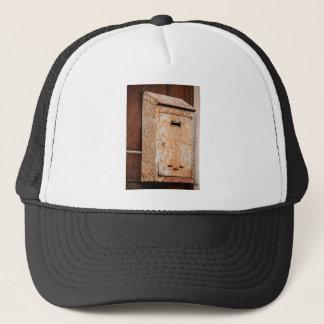 Boné Caixa postal oxidada fora
