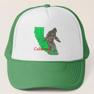 Boné Califórnia bigfoot