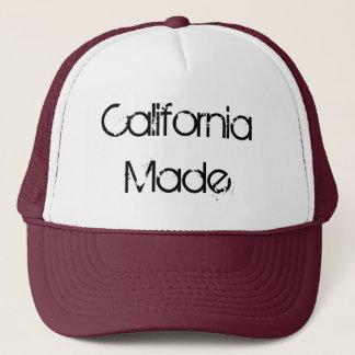 Boné Califórnia fez, chapéu do camionista