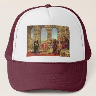 Boné Calumny de Apelles por Botticelli Sandro