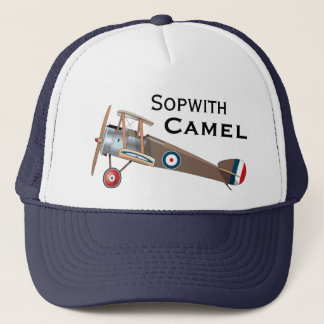 Boné Camelo de Sopwith