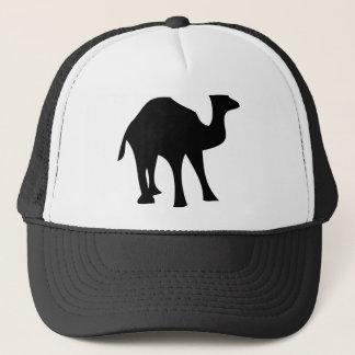 Boné camelo preto
