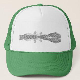 Boné Caminhada ao lugar feliz - chapéu do camionista