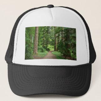 Boné Caminhada da floresta, montanhas, Scotland