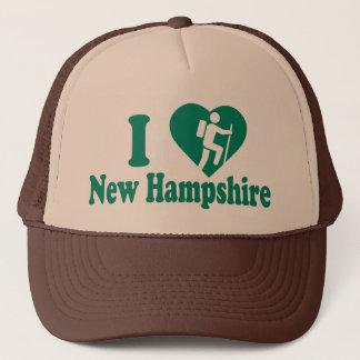Boné Caminhada New Hampshire
