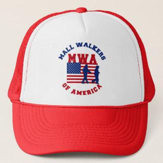 Boné Caminhantes da alameda de América