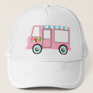 Boné Caminhão do sorvete